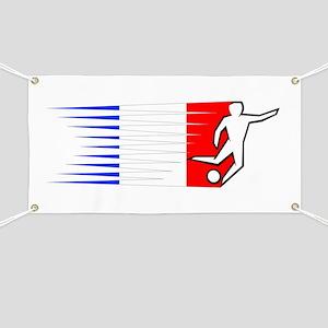 Football - France Banner