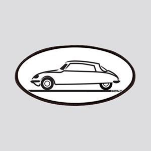 Citroen DS 21 Patches