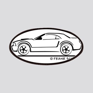 Ford Mustang Convertible Top Patches