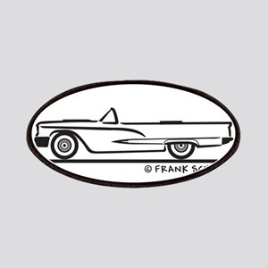 1959 Ford Thunderbird Convert Patches