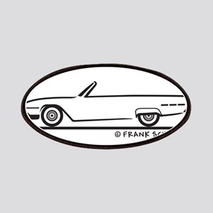 1962 Ford Thunderbird Convert Patches