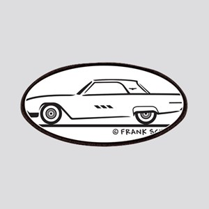 1963 Ford Thunderbird Hard To Patches