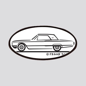 1964 Ford Thunderbird Hard T Patches