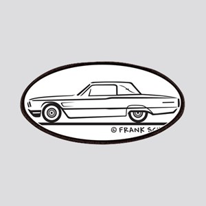 1965 Ford Thunderbird Landau Patches