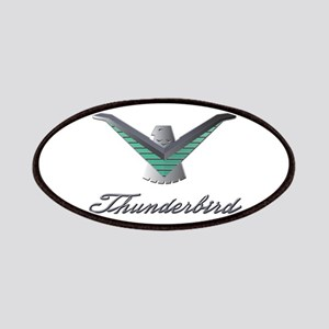 T Bird Emblem with Script Patches