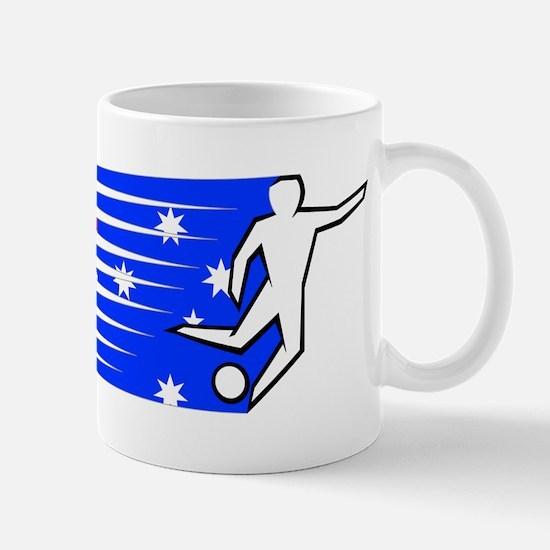 Football - Australia Mug