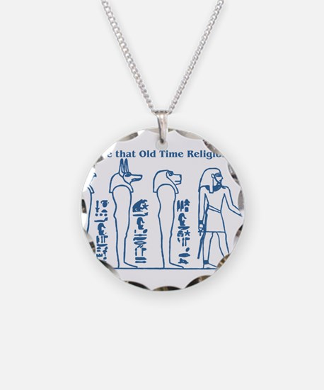 Old Time Religion Necklace