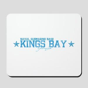 NSB Kings Bay Mousepad
