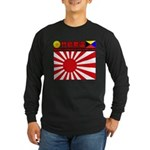 Kyokujitsu-z Long Sleeve Dark T-Shirt