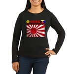 Kyokujitsu-z Women's Long Sleeve Dark T-Shirt