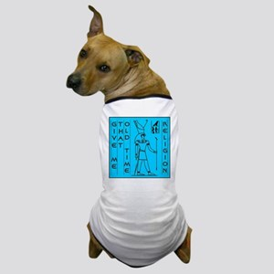 Old Time Religion Dog T-Shirt