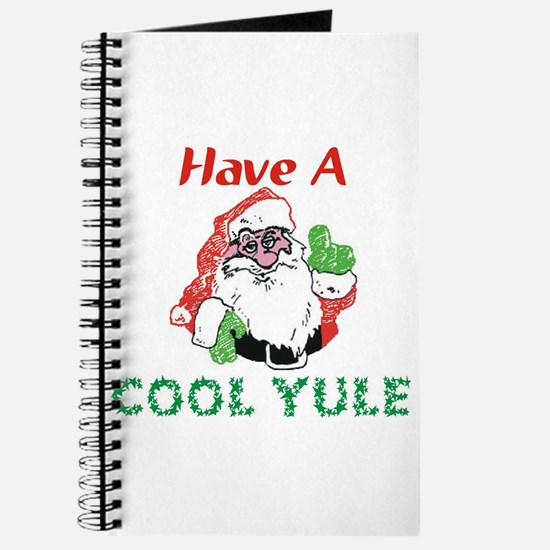 Have a Cool Yule Journal