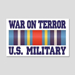 War On Terror 22x14 Wall Peel