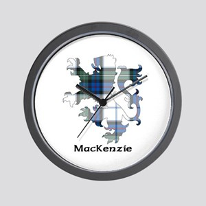 Lion-MacKenzie dress Wall Clock
