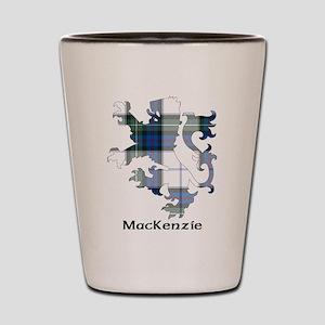 Lion-MacKenzie dress Shot Glass