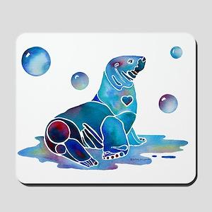 Salty Seal Mousepad