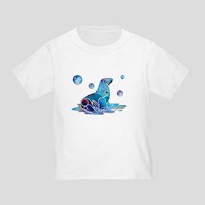 Salty Seal Toddler T-Shirt