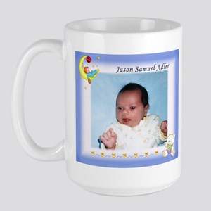 Little Man In The Moon Personalized Large Mug Mugs