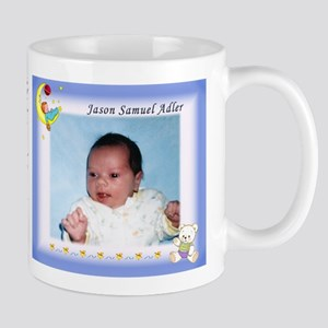 Little Man In The Moon Personalized Mug - Mugs
