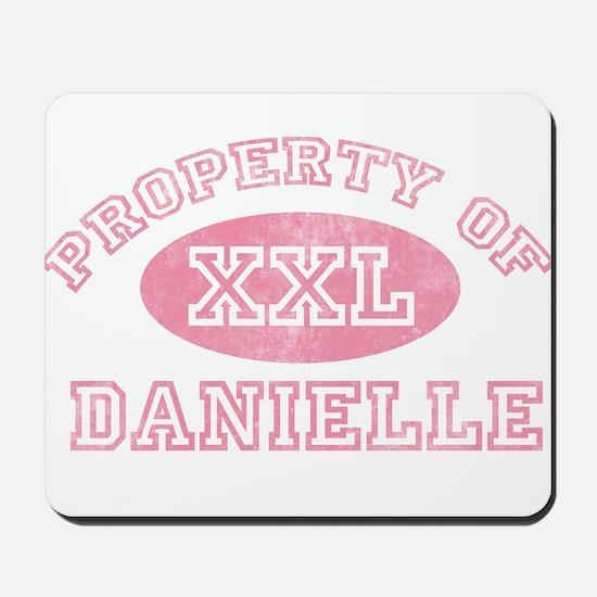 Property of Danielle Mousepad