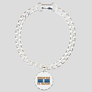 Korean War Charm Bracelet, One Charm