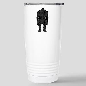 Bigfoot Stainless Steel Travel Mug