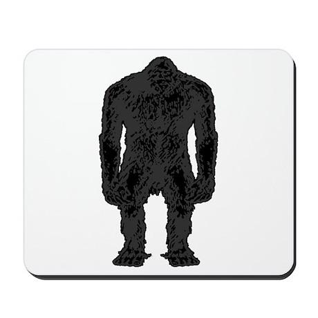 Bigfoot Mousepad