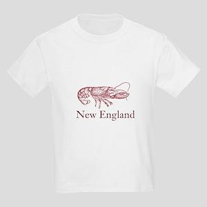 New England Kids Light T-Shirt