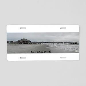 Tybee Island Georgia 2 Aluminum License Plate