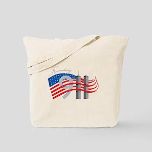 Remembering 911 Tote Bag