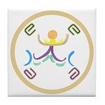 Gastritis_Gasterointestinitus Tile Coaster