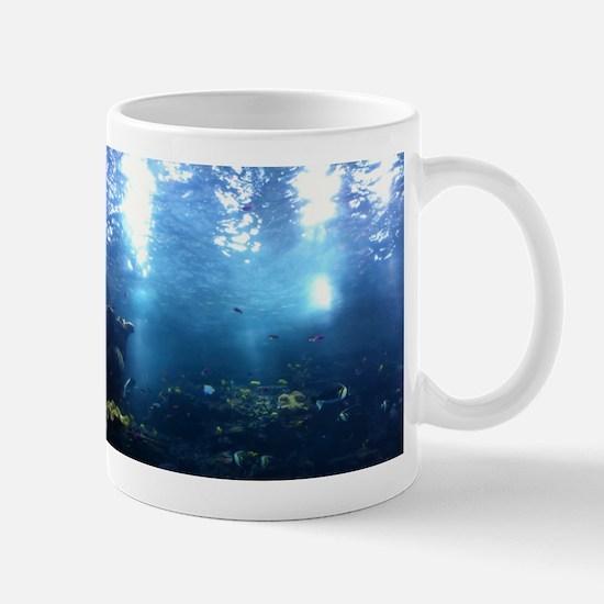 water world Mug