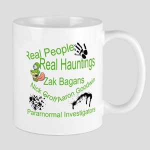 Paranormal Humor 11 oz Ceramic Mug