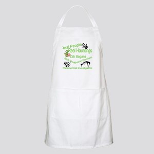 Paranormal Humor Light Apron