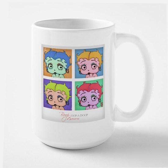 Betty Boop Pop Art Mugs