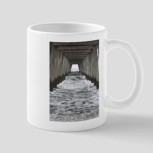 Tybee Island Georgia peir Mug