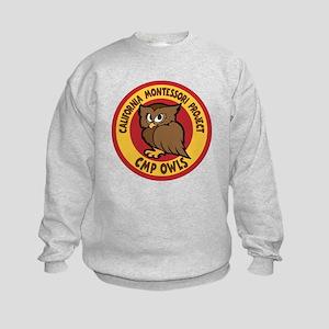 Owls Kids Sweatshirt