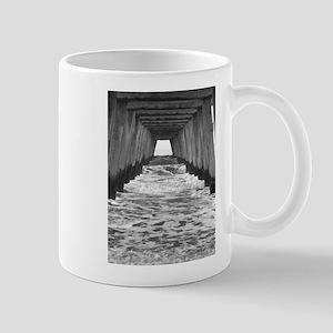 Tybee Island Georgia peir 4 Mug