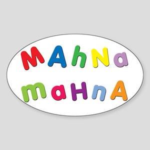mahna22 Sticker