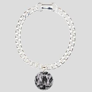 Moo Two Charm Bracelet, One Charm
