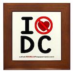 I hate DC Framed Tile