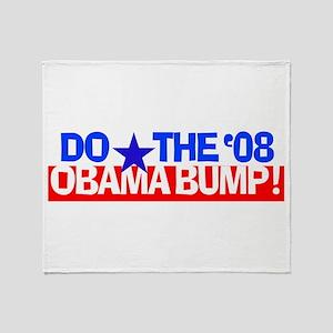 Elect Barack Obama Throw Blanket