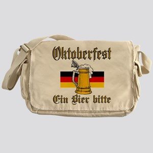 A Beer Please Messenger Bag