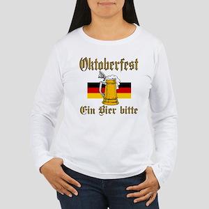 A Beer Please Women's Long Sleeve T-Shirt