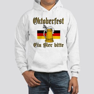 A Beer Please Hooded Sweatshirt