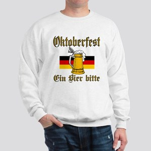 A Beer Please Sweatshirt
