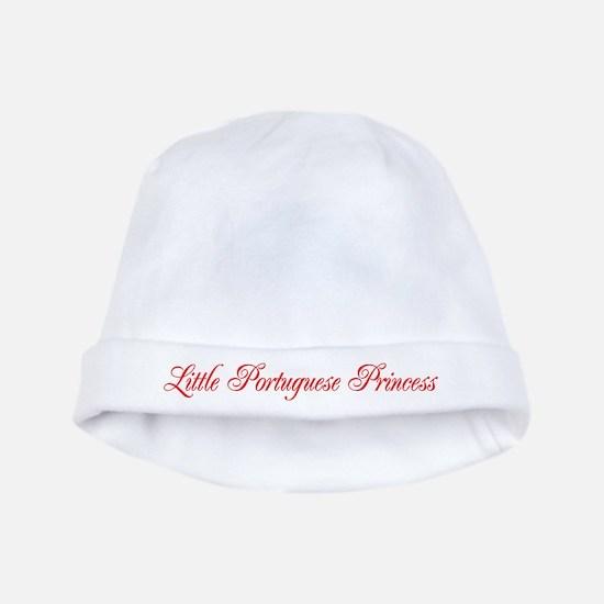 Little Portuguese Princess baby hat