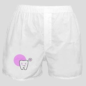 Baby Teeth Boxer Shorts