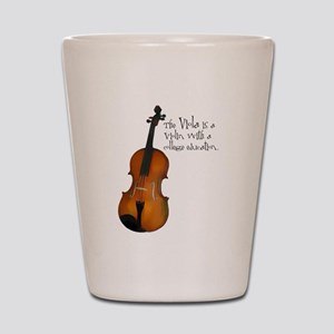 Musical Drinkware Shot Glass
