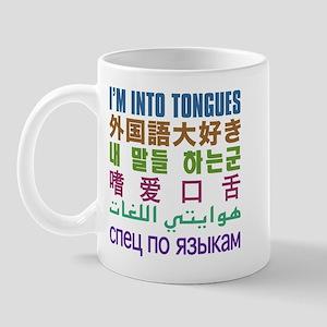 Im into tongues Mugs